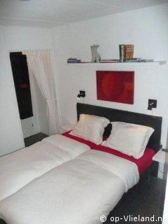 Bonte Strandloper (1), 2 persoons appartement tussen dorp en strand