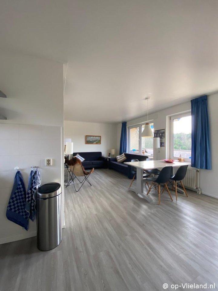 Eureka 19, appartement voor 4 personen in Eureka in het bos