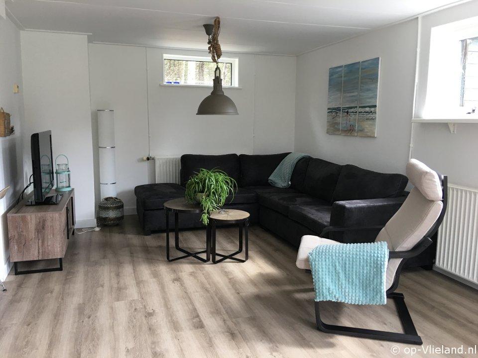Filibuster, appartement voor 6 personen in het bosgedeelte van het dorp