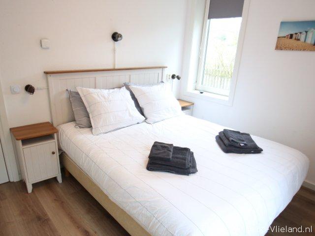 Flevo 1, appartement voor 4 personen bij het dorp