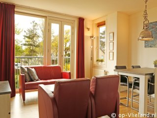 Flevo 5, appartement voor 4 personen bij het dorp