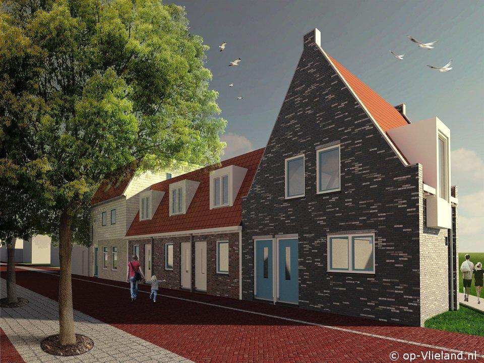 Twest Endt 3, 2 persoons studio aan het einde van het dorp