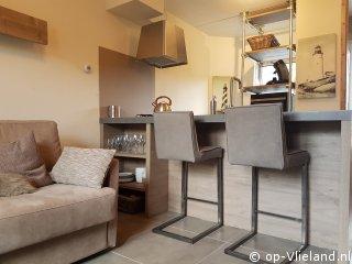 Vliezicht, 2 persoons appartement met infraroodsauna