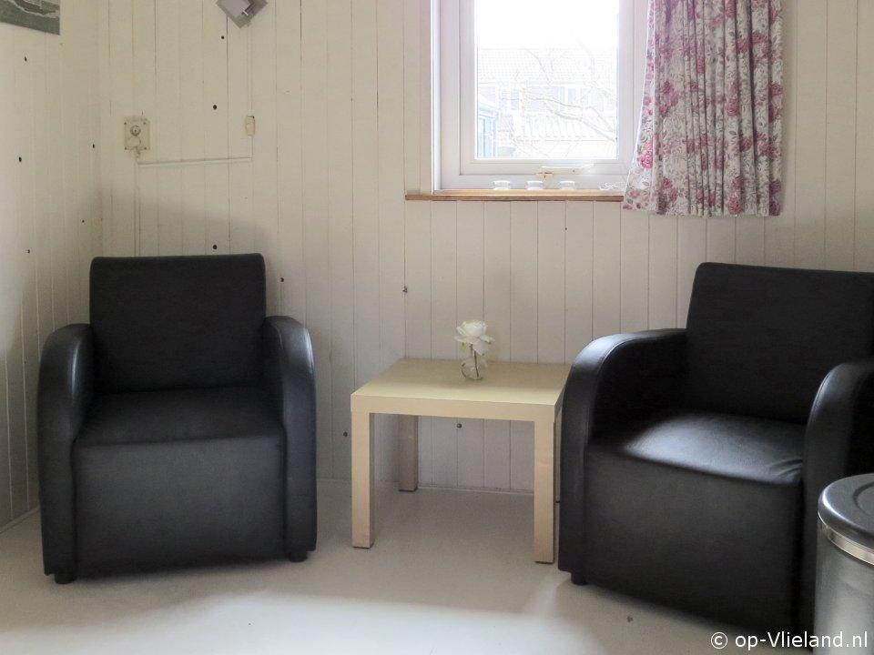 Vuurtoren (dorp), 2 persoons appartement in het dorp