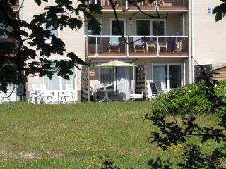 Vuurtoren (Eureka 2), appartement voor 2 personen in Eureka in het bos