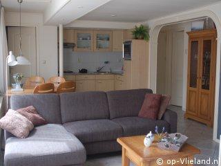 Wolfshoeck, appartement voor 2 personen in het bosgedeelte van het dorp