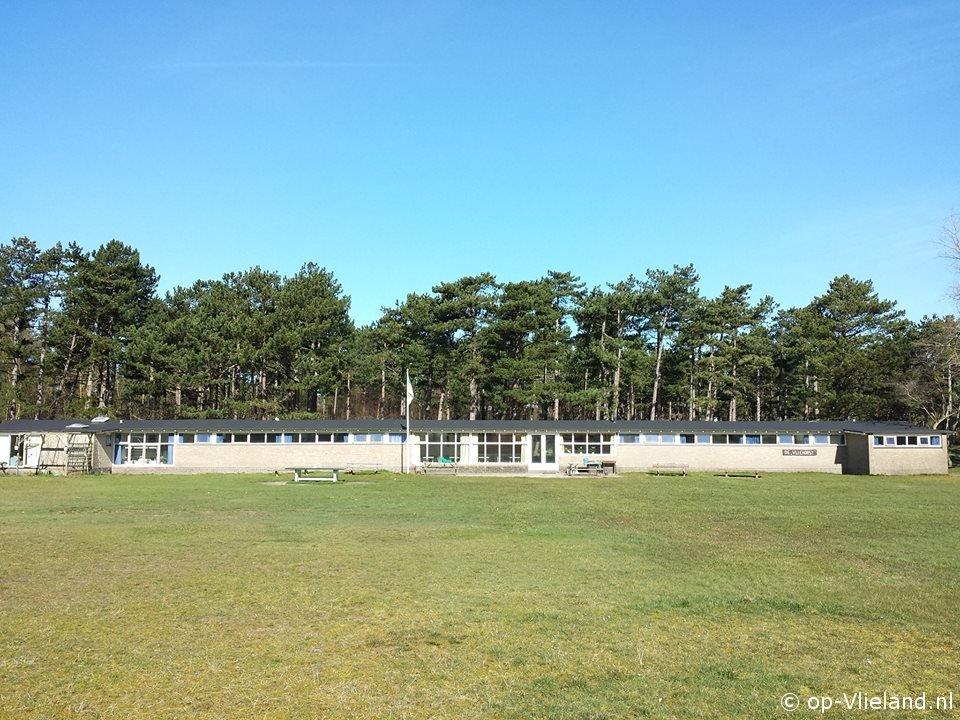 Groepsverblijf de Vliehorst, groepsaccommodatie voor 52 personen aan de bosrand