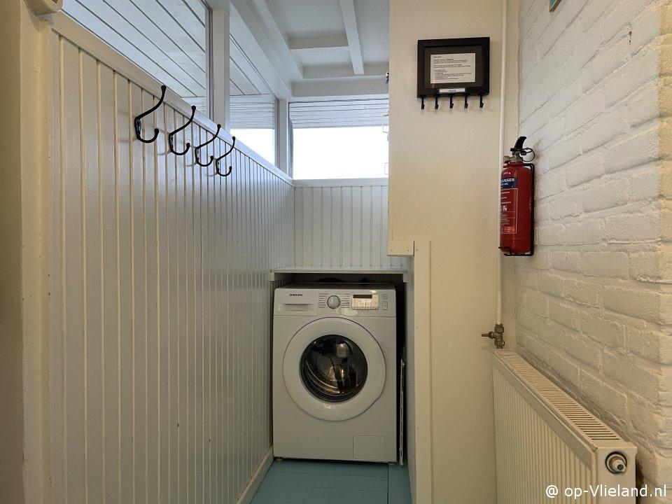 Bakboord, vakantiehuis voor 4 personen in de duinen bij het strand