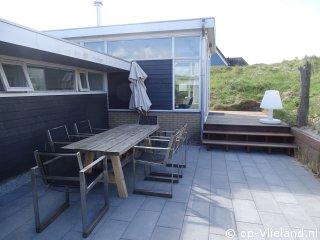 de Botter, vakantiehuisje voor 5 personen in de duinen bij het strand