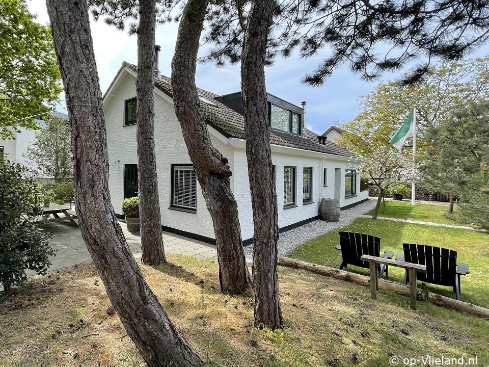 Bries, vakantiehuis voor 6 personen in het bosgedeelte van het dorp