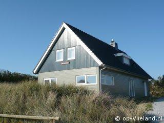 Dansamar, 6 persoons huis met sauna, in de duinen