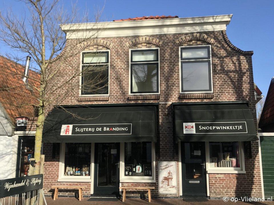 De Branding, 8 persoons huis in de Dorpsstraat