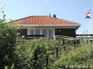 De Klim, 5 persoons vakantiehuis in de duinen