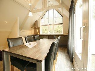 Vlaamse Gaai, 7 persoons vakantiehuis in het bosgedeelte van het dorp