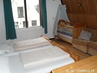 Dorpsstraat 128, vakantiehuis voor 5 personen in het dorp