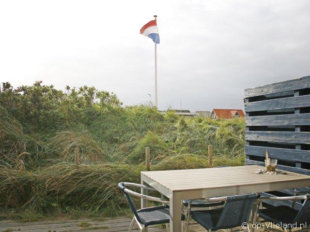 Galei, vakantiehuis voor 5-6 pers in de duinen bij het strand