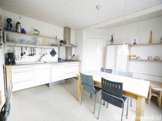 Galjoen, vakantiehuis voor 4 personen in de duinen bij zee