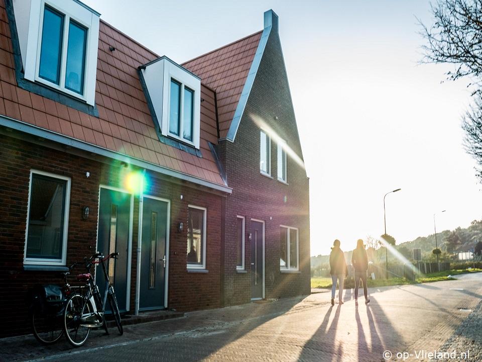 IndenGrootenHaas, 4 persoons vakantiehuis aan het einde van de Dorpsstraat