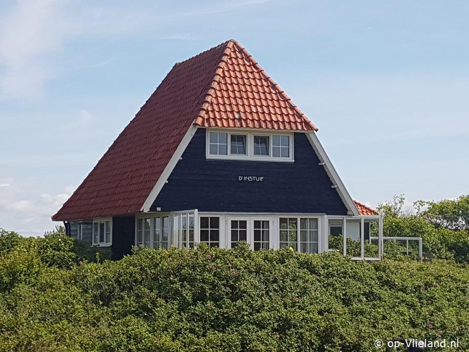 D`Instuif, 6 persoons huis in de duinen van Duinkersoord