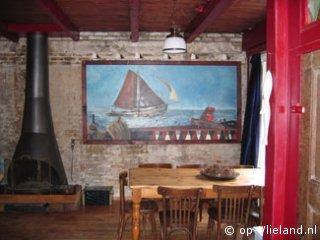 De Meerpaal, vakantiehuis voor 7 personen in het dorp