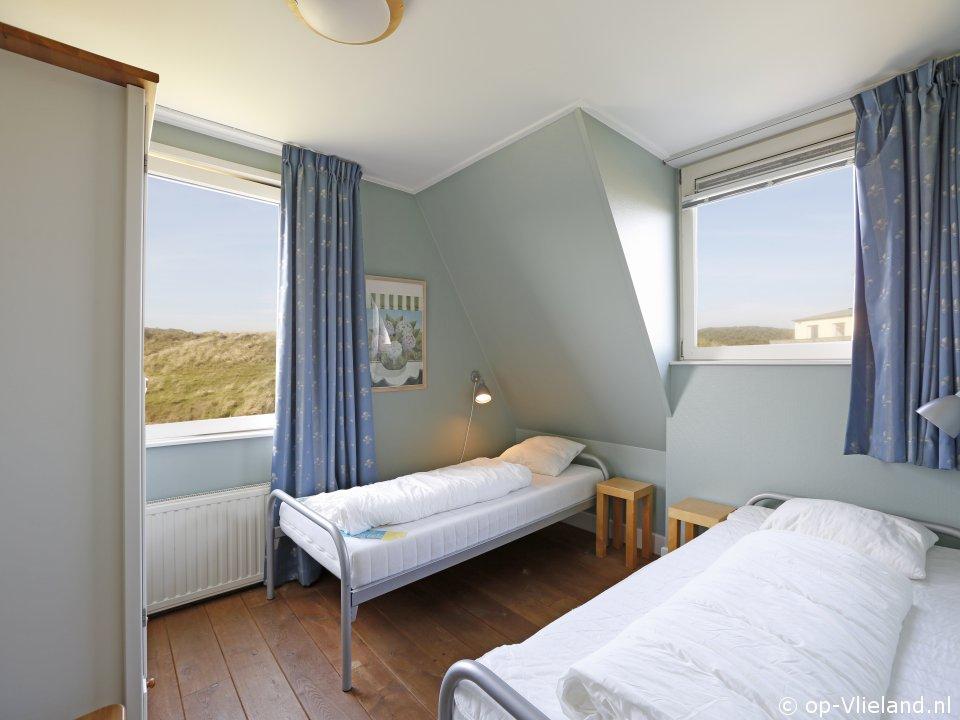 Nautilus, vakantiehuis voor 6 personen in de duinen bij het strand