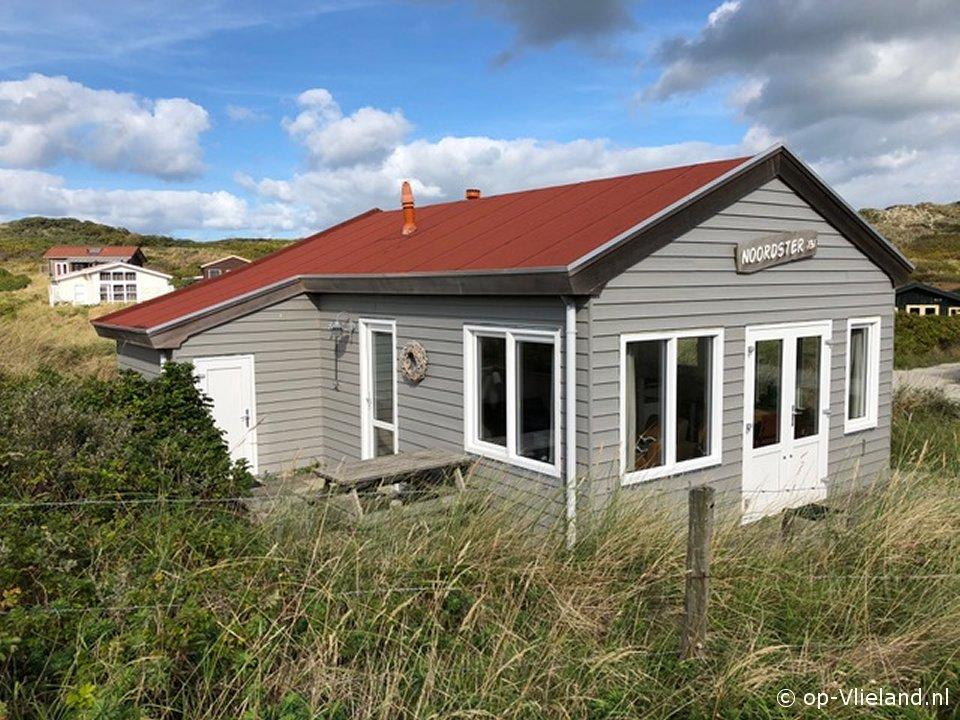 Noordster op de Kaap, 4/5 persoons huis in de duinen van Duinkersoord