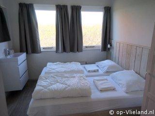 Notenkraker, vakantiehuis voor 6 personen in de duinen bij het strand