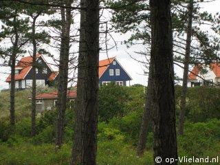 Rika, 6 persoons vakantiehuis in de duinen