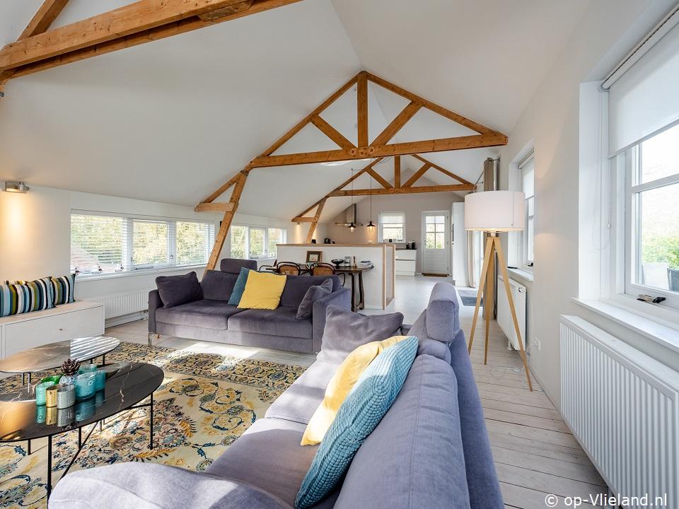 De Robbenhoeve, 4-6 persoons vakantiehuis vlakbij de haven, tegen het duin en strand
