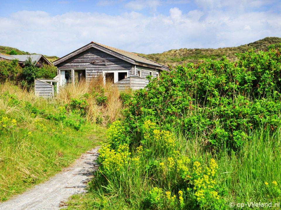 Struner, vakantiehuis voor 4 personen in de duinen bij het strand