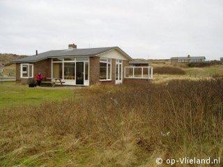Ton-Ton, 4 persoons vakantiehuis in de duinen van het Vliepark, bij het strand