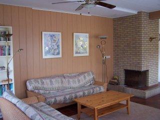 Tranquillizer, vakantiehuis voor 6 personen in de duinen bij het strand