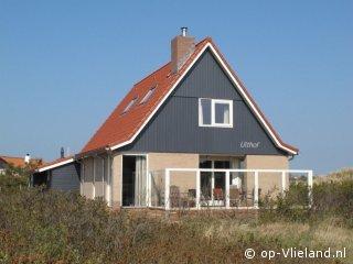 Uithof, 6 persoons vakantiehuis in de duinen