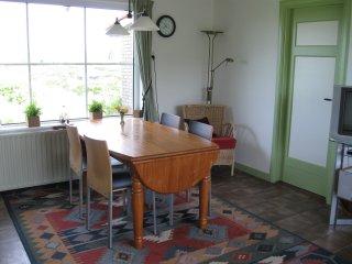 Us Mearke, 4 persoons vakantiehuis in de duinen in Duinkersoord