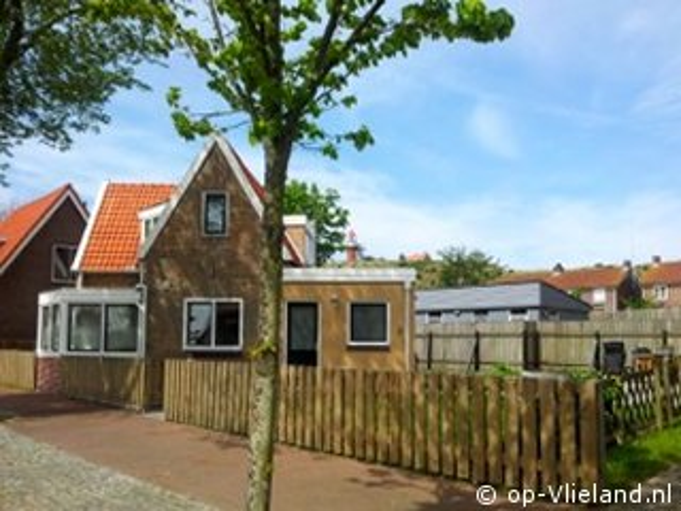 Veerman IV, vakantiehuis voor 8 personen in het dorp