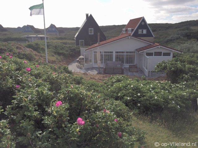 , vakantiehuis voor 4 personen in de duinen bij het strand