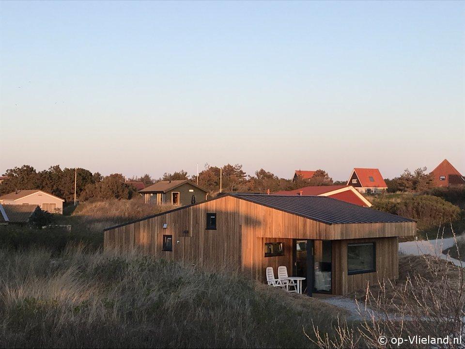 Vlier op De Kaap, 5 persoons nieuw vakantiehuis op de Kaap in Duinkersoord