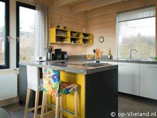 Yn `t Dún, 6-9 persoons vakantiehuis in de duinen