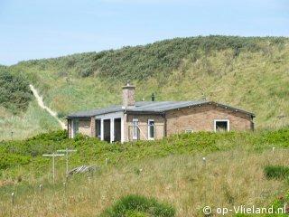 de Zandloper, vakantiehuis voor 4 personen in de duinen bij het strand