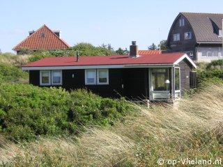Zeekraal, 6 persoons huis in de duinen van Duinkersoord