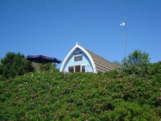 Zonrondom, 5 persoons vakantiehuis in de duinen