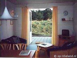 Gondel, vakantiehuizen voor 2 personen in de duinen