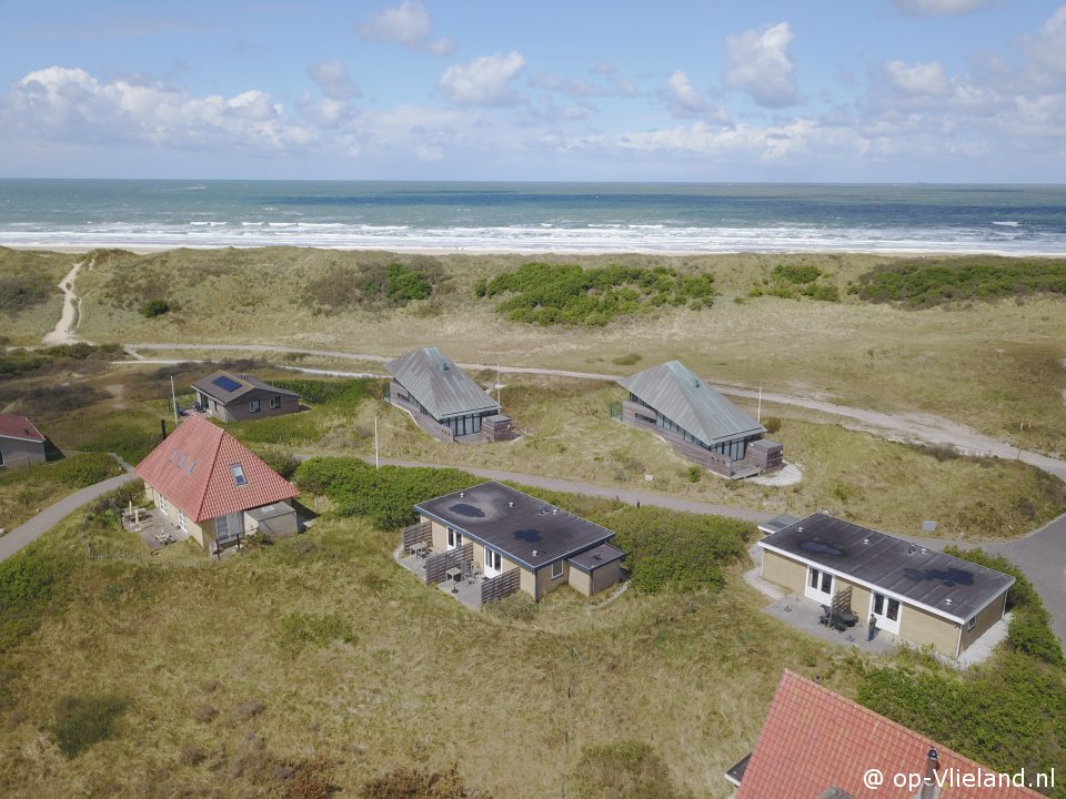 de Snik, vakantiehuis voor 2 personen in de duinen bij het strand